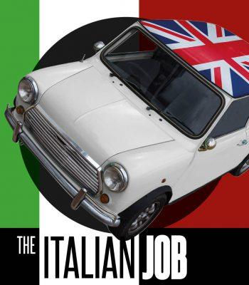 The Italian Job, crazy golf hole - Teezers